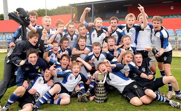 Cup winning Team