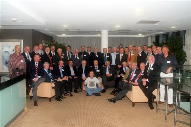 Class of 1970 at the Reunion