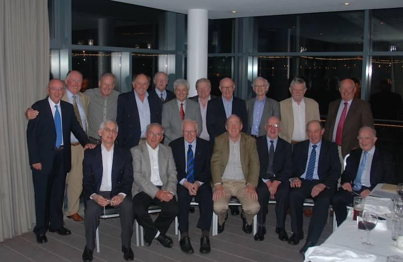 Winning JCT 50 year reunion