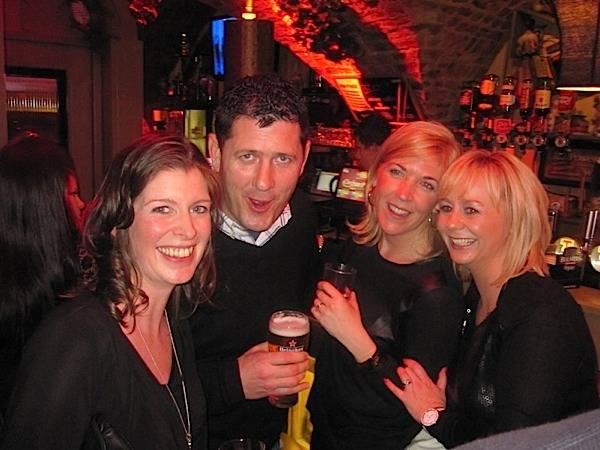Paul Barton, Manus O'Sullivan, Matilda Walsh & Gillian Clancy