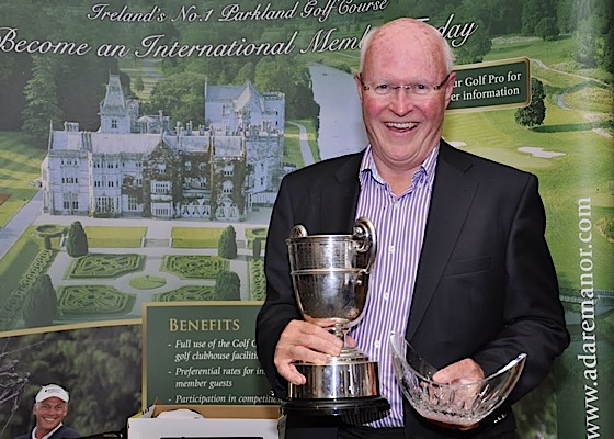 Winner Richard Leonard