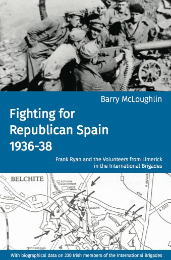 Barry McLoughlin Book