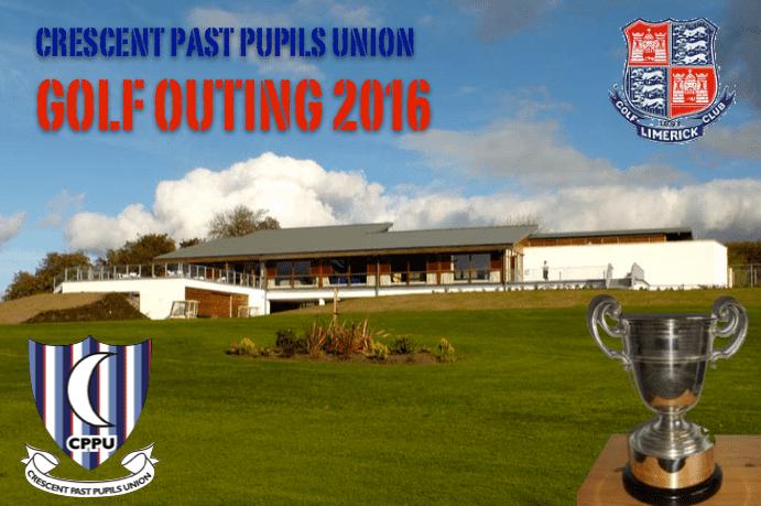 Crescent Past Pupils Golf OPuting 2016