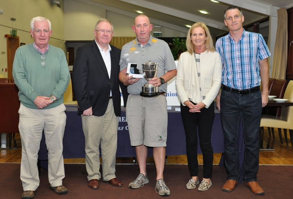 Adrian Murphy Winner of the Ignatian Challenge Cup 2016