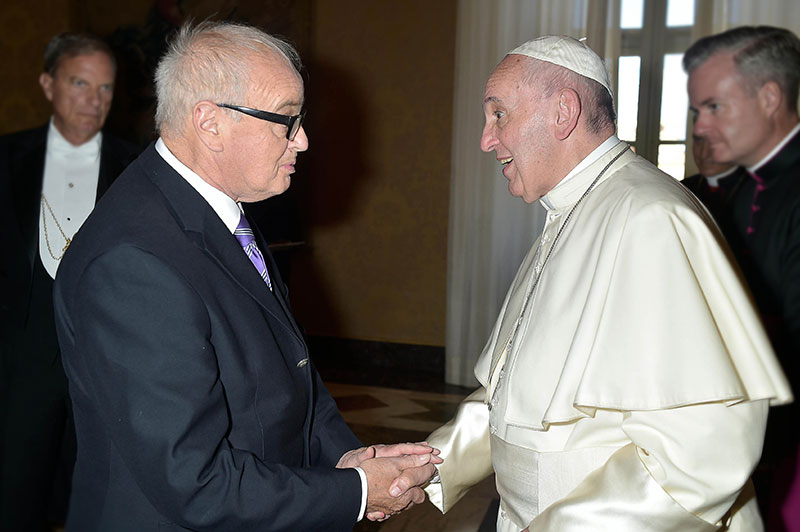 cppu-meet-pope-francis